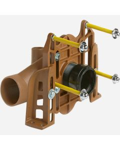 Smith 0210 Horizontal Fittings for Shallow Rough-In Type Siphon Jet Water Closet