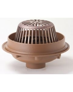 Smith 1080 Overflow Roof Drain