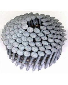 Double Hot-Dipped Galvanized 15˚ Coil-Ated® Roofing Nails - Ring Shank (Full carton)