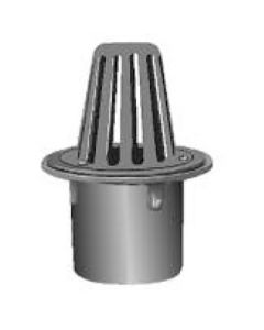 Smith 1630 High Dome Bottom Outlet Gutter Drain