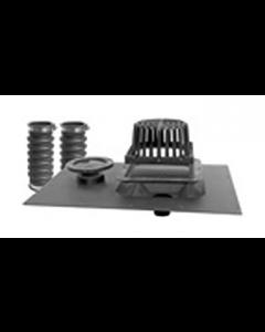 Round Grate for Uni-Flex™ Roof Drain