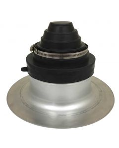 AlumiFlash #22015 Standard Base with C-126 Black Cap