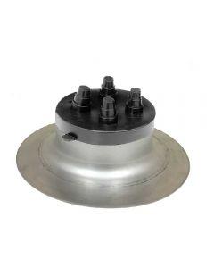 AlumiFlash #22045 Standard Base with C-481 Black Cap