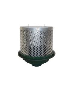 Josam 21500-RDG2 Roof Drain - Green Roof Type with Stainless Steel Secured Cover
