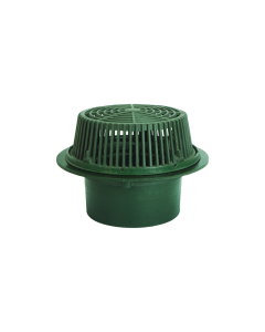 Josam 29100 No Hub Outlet Roof Drain