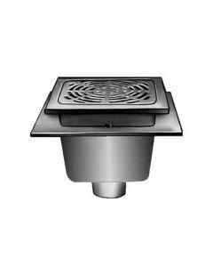 Smith 3420 Series Sani-Ceptor Acid Resistant Coated Floor & Indirect Waste Drain