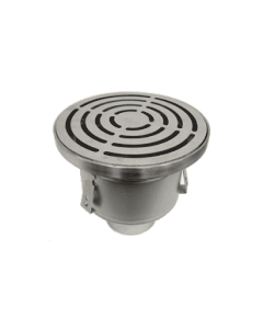 Josam 42550 Series Non-Adjustable Stainless Steel (304) Floor Drain