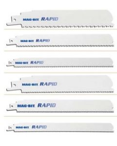 "Mag-Bit 732 ""RAPID"" Fast Metal Cutting Blade (Pack of 5)"