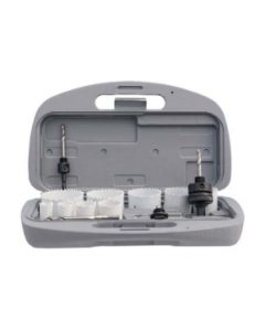 Mag-Bit 624 Bi-Metal Industrial Maintenance Hole Saw Kit