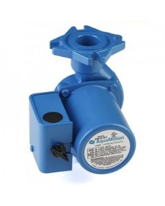 AquaMotion AM10-3F1 Cast Iron, Three Speed Water Circulator with 4 Bolt Flange