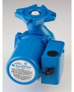 AquaMotion AM10-3FV1 Cast Iron, Three Speed Water Circulator with 4 Bolt Flange and  32mm BICV™