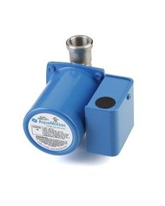 """AquaMotion AM3-ST1 Stainless Steel, Single Speed Water Circulator with 3/4"""" NPT"""