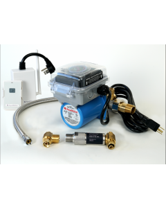 AquaMotion AMH1K-7ODRXT1 Stainless Steel Aqua-Shield Outdoor Circulator Single Pipe Systems with On Demand