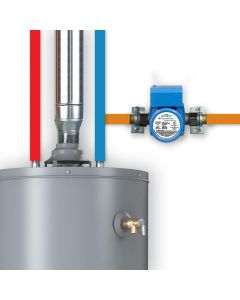 AquaMotion AMH2K-RN Stainless Steel Recirculation Kit for Dedicated Return Line Systems with a Tankless Water Heater