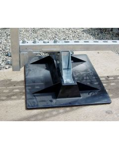 "Miro 16""x18"" Rooftop Sleeper Support Base"