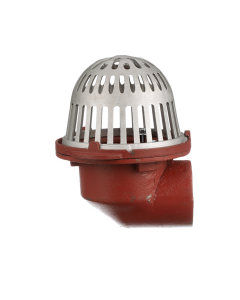 MIFAB R1100-90 Roof Drain with Side Outlet