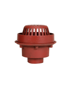 "MIFAB R1220-R Medium Sump Roof Drain with Integral 2"" Water Dam"