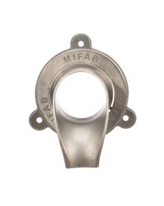 MIFAB R1940-SJ Downspout Nozzle with Slip Joint Inlet