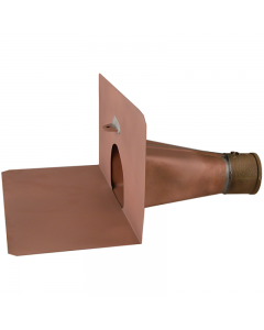 Thunderbird Copper Through Wall/Scupper Drain