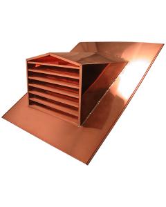 Copper Peak Top Dormer Vent