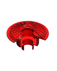 MIFAB R1200-RG Large Sump Roof Drain with  Ductile Iron Roofguard