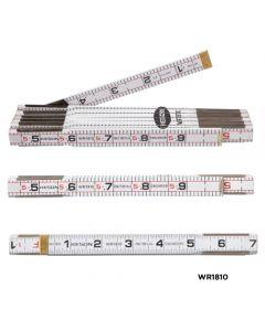 6' Wood Ruler - Engineer's Design (Case of 10)