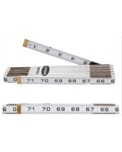 6' Wood Ruler with Inside Marking (Case of 10)