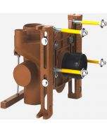 Smith 0230Y-M58/54-XX Vertical Fittings Extra Heavy Duty 750 Lbs. for Siphon Jet Water Closet