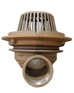 Smith 1020 Side Outlet Roof Drain