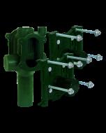 Josam 12724 Carrier - On Stack Vertical Double Adjustable No-Hub