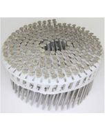 Stainless Steel Type 304 15˚ Coil-ated® Fiber Cement Nails - Plain Shank (full carton)