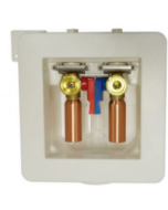 One Stop Box™ Washing Machine Box with Hammer Arresters