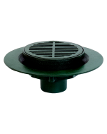 Josam 24050 Roof Drain - Garage Drain with Wide Support Flange