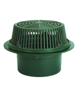 Josam 29100 No-Hub Outlet Roof Drain