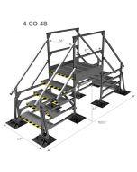 Miro 4 Riser Pre-Built Crossover Kit