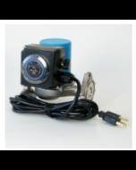 AquaMotion AMR-S3FV1LT1 Aqua-Ready™ Stainless Steel, Three Speed Recirculation Pump
