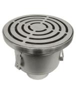 Josam 42430 Series Non-Adjustable Stainless Steel (304) Floor Drain