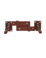 MIFAB MC-53 Concealed Arms with Adjustable Plate and Backing Plates