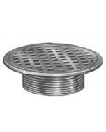 Smith Suffix C Adjustable Strainer with Round Reinforced Grate