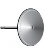 MIFAB C1400-RD Stainless Steel Round Smooth Access Cover with Screw