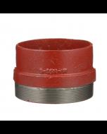 MIFAB MI-850 Cast Iron No Hub to Male Threaded Adaptor