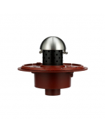 """MIFAB F1830-PL Large Planting Area Drain with 8"""" High Perforated Standpipe & Dome"""