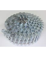 E.G. (Electro-Galvanized) Coil-ated® Roofing Nails - Plain Shank (Full carton)