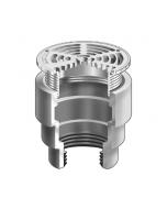 MIFAB F1220 Floor Drain For Non Membrane & Core Drill Floor Areas