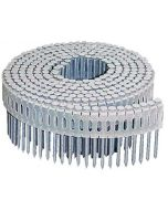 Double Hot-Dipped Galvanized 0˚ Coil-ated® Siding Nails - Plain Shank (Full carton)