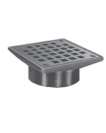 Smith Suffix K Adjustable Strainer with Square Reinforced Grate