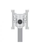 MIFAB MC-12-HS Vertical Adjustable Hub and Spigot Water Closet Carrier