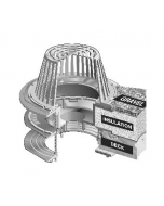 """MIFAB R1200-EU Large Sump Roof Drain with Extension for 1 3/4"""" to 7"""" Insulation"""