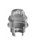 MIFAB R1220-JC Medium Sump Drain with Stainless Steel Ballast Guard