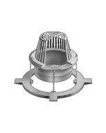 MIFAB R1260 Extra Large Sump, High Flow Roof Drain